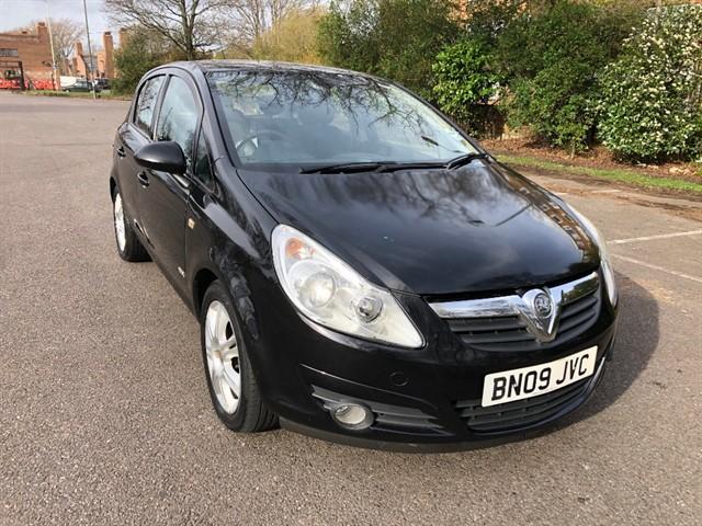 used Vauxhall Corsa DESIGN 16V in essex