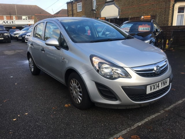 used Vauxhall Corsa S AC S/S in essex