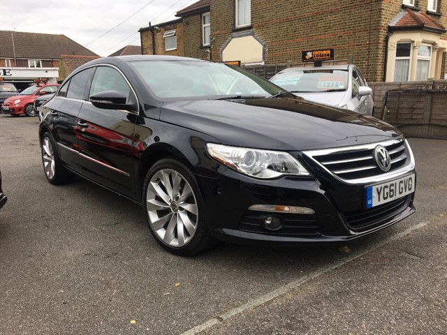 used VW Passat GT TSI CC DSG in essex
