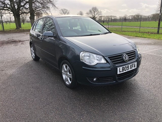 used VW Polo MATCH (80BHP) in essex