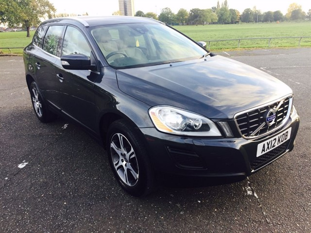 used Volvo XC60 D5 SE LUX AWD in essex