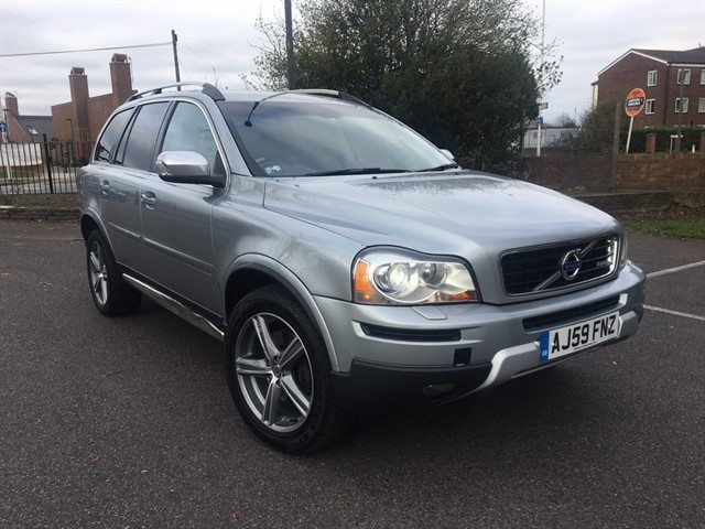 used Volvo XC90 D5 R-Design SE (Premium Pack) Estate Geartronic AWD 5dr in essex