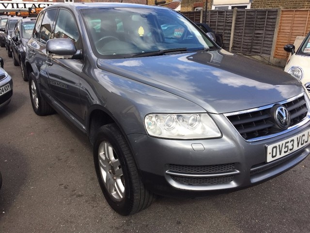 used VW Touareg V6 5dr in essex