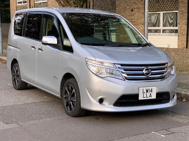 Nissan Serena for sale