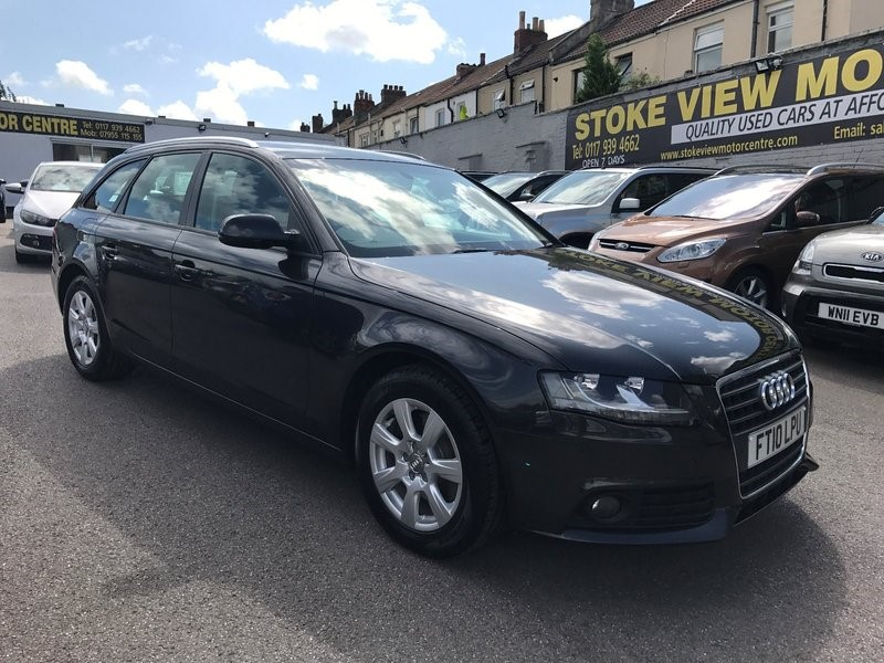 used Audi A4 Avant TDI AVANT 120PS in bristol