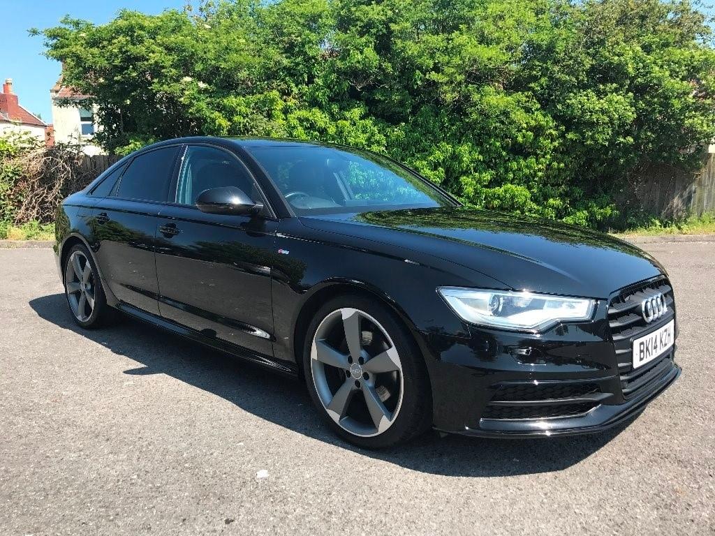 used Audi A6 Saloon TDI Black Edition Multitronic 4dr in bristol