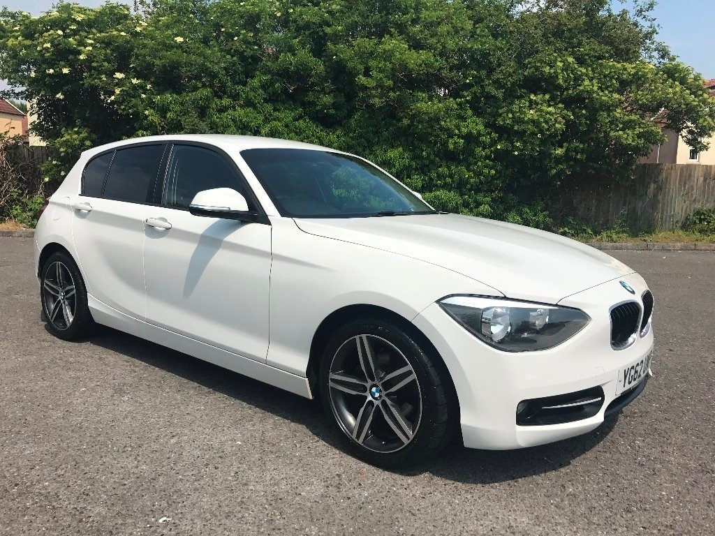 used BMW 116d 1 Series Sport 5dr in bristol