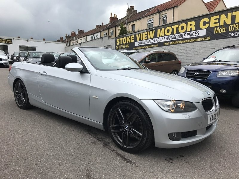 used BMW 320 320d SE in bristol