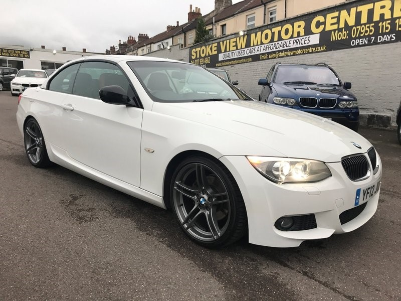 used BMW 320d 3 SERIES SPORT PLUS in bristol