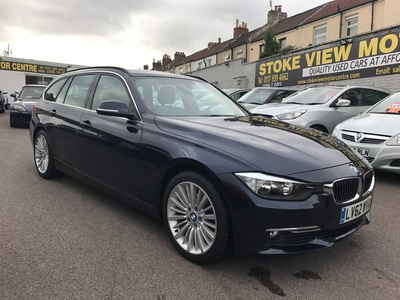 used BMW 320d 3 SERIES LUXURY TOURING in bristol