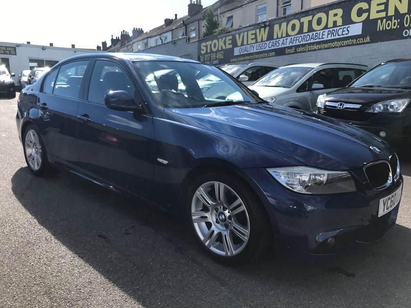 used BMW 320d 3 SERIES M SPORT in bristol