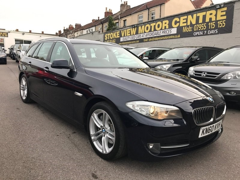 used BMW 530d 5 SERIES SE TOURING in bristol