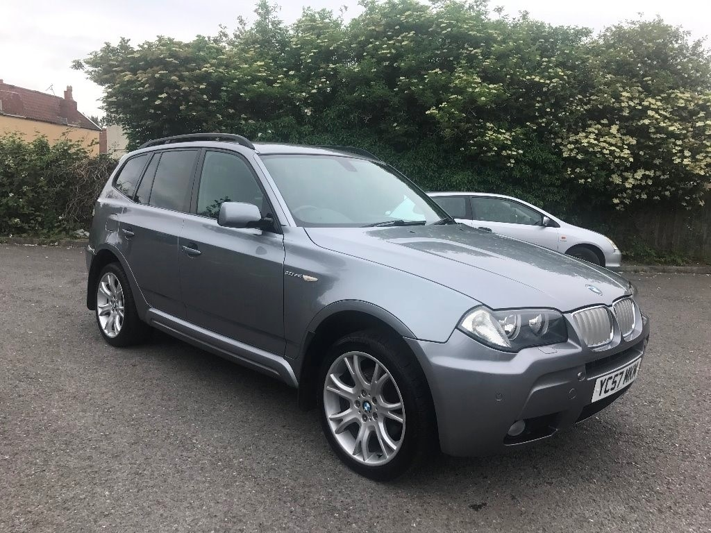 used BMW X3 30sd M Sport 5dr in bristol