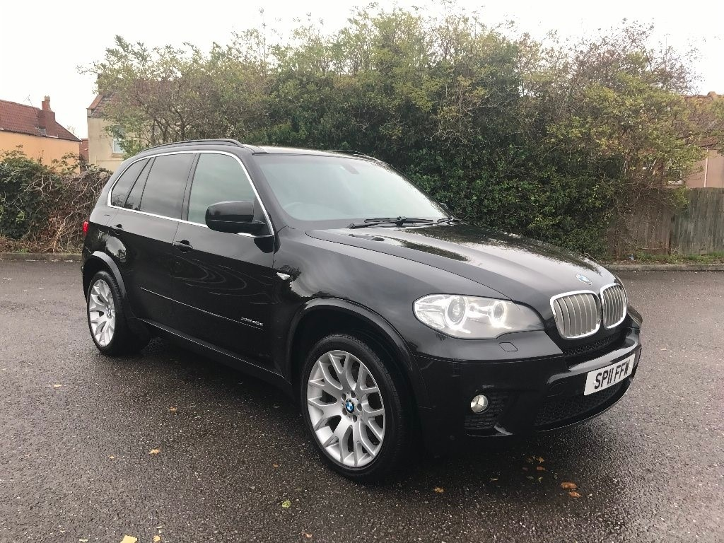 used BMW X5 40d M Sport xDrive 5dr in bristol