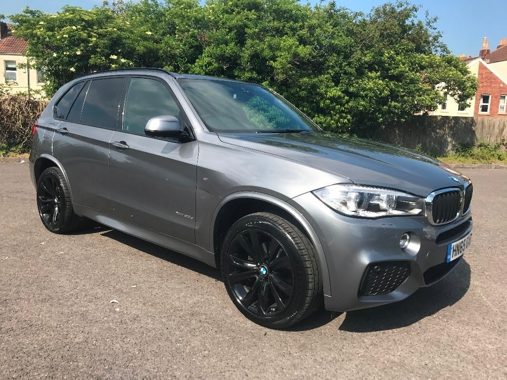 used BMW X5 30d M Sport Steptronic xDrive (s/s) 5dr in bristol