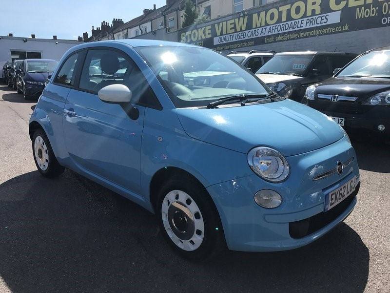 used Fiat 500 1.2I POP S/S in bristol