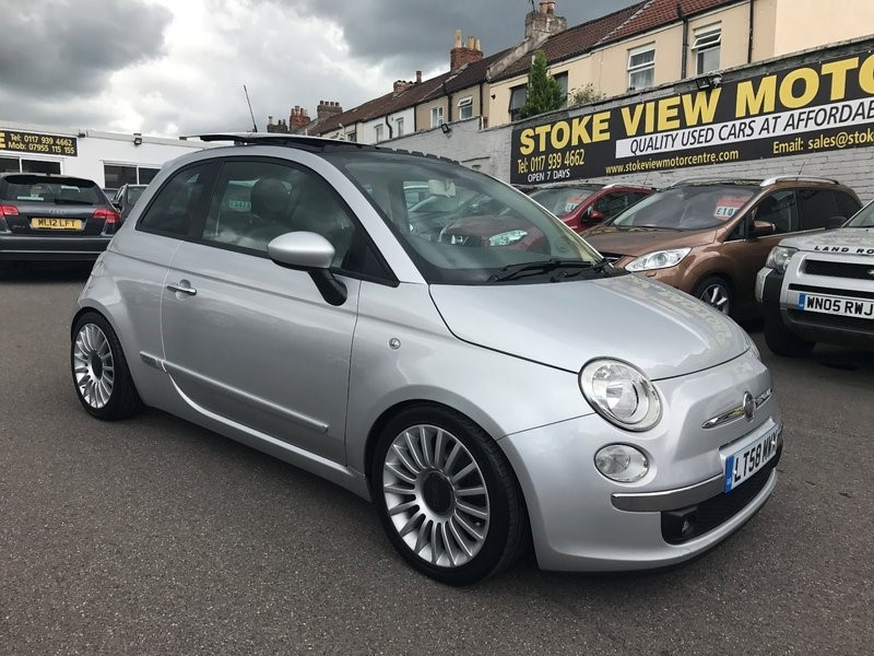used Fiat 500 1.2I SPORT in bristol