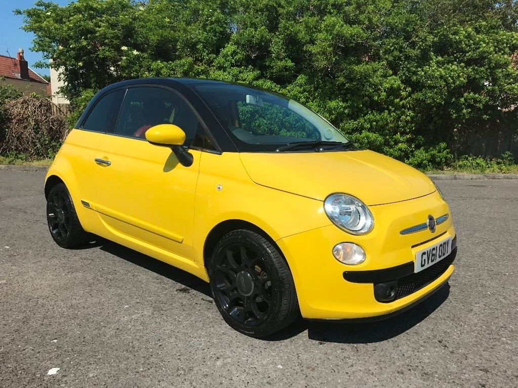 used Fiat 500 1.2 Lounge Dualogic (s/s) 3dr in bristol