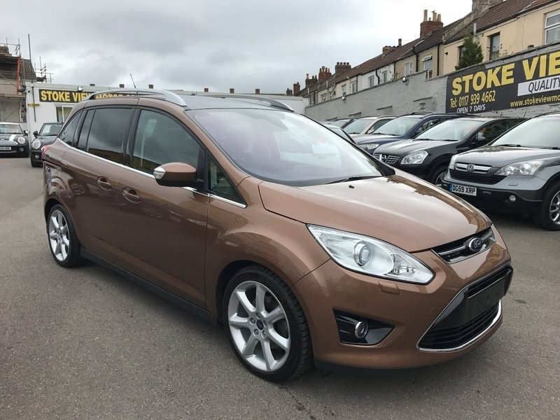 used Ford C-Max TDCI TITANIUM X 163PS in bristol