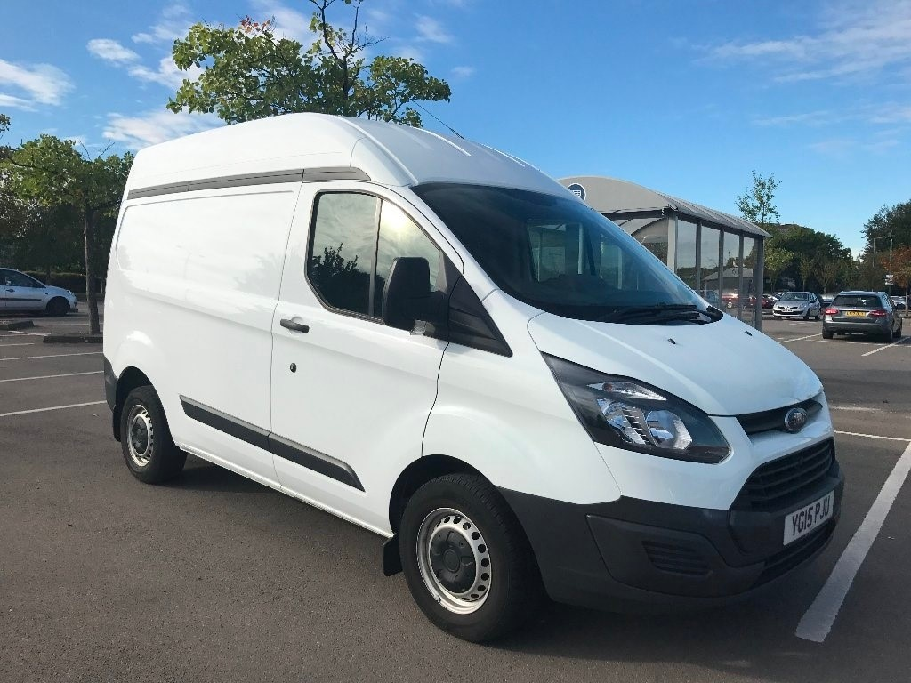 used Ford Transit Custom TDCi ECOnetic 270 L1H2 Panel Van 5dr in bristol
