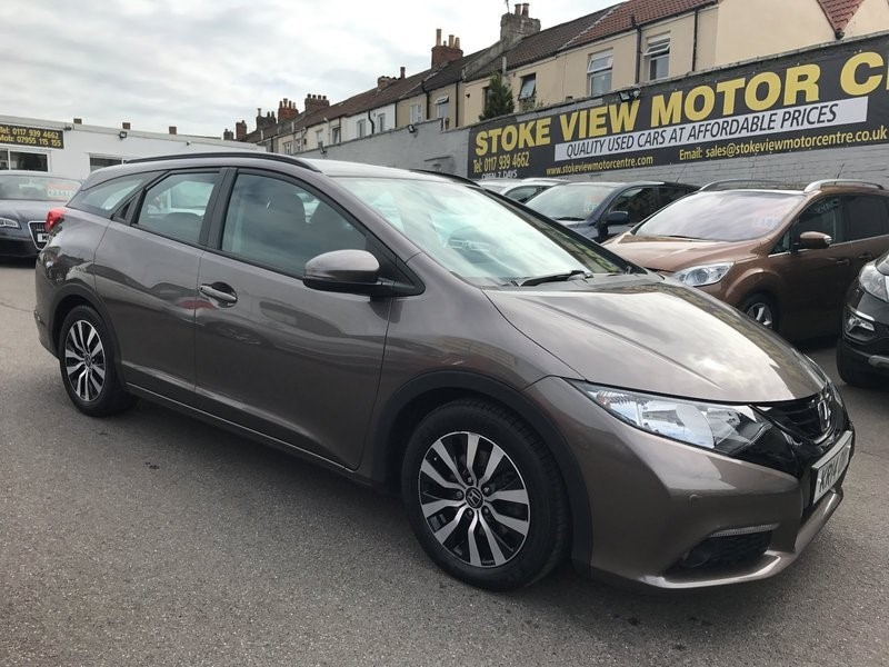 used Honda Civic I-DTEC SE PLUS in bristol