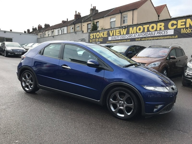 used Honda Civic I-CTDI SE in bristol