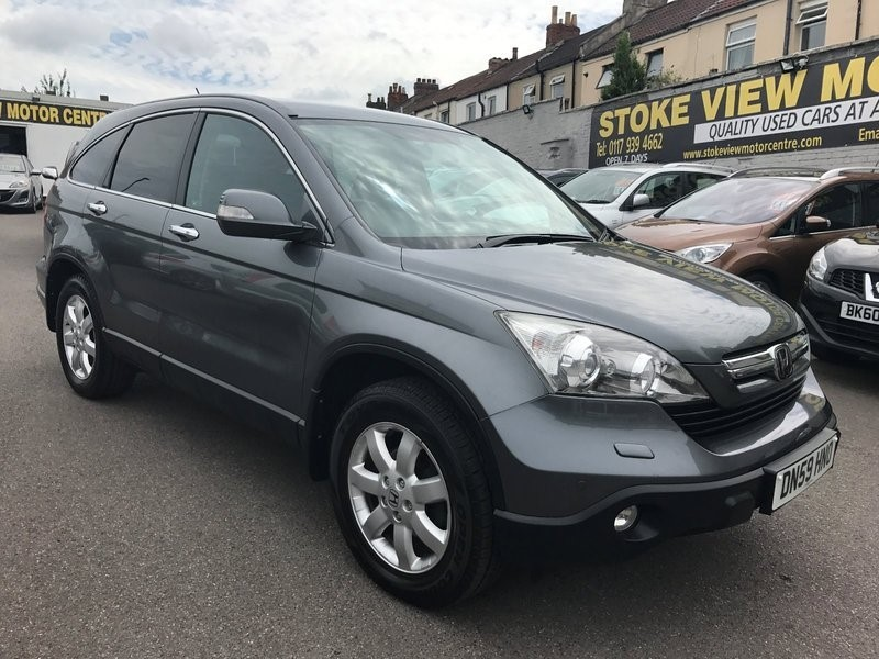 used Honda CR-V I-CTDI ES 4X4 in bristol