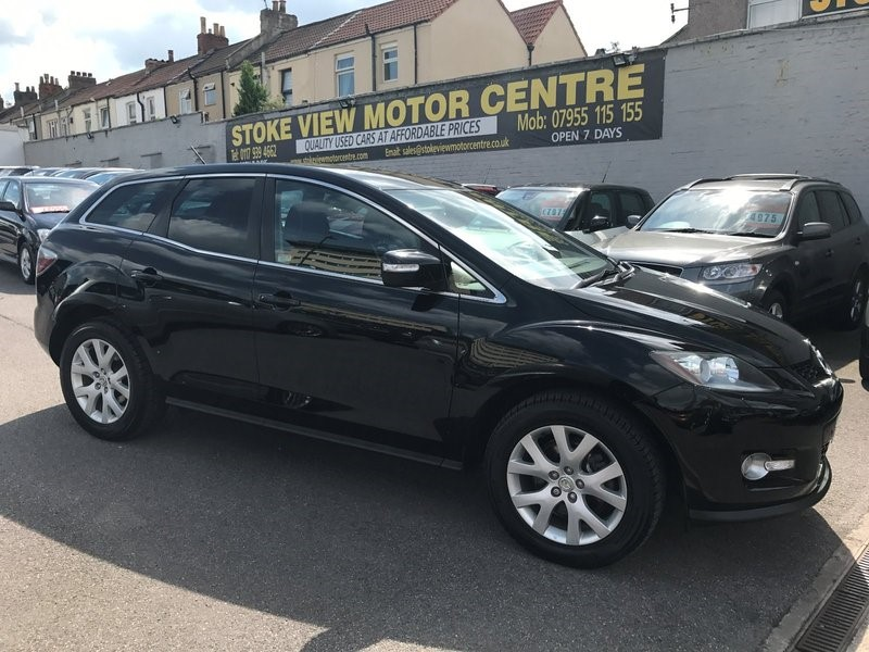 used Mazda CX-7 TURBO in bristol