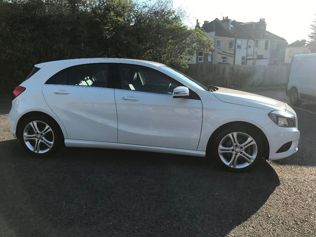 used Mercedes A180 A Class CDI Sport Edition DCT in bristol