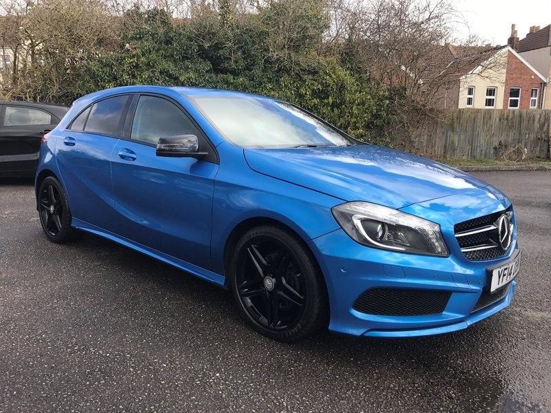 used Mercedes A200 A Class CDI AMG Sport DCT in bristol