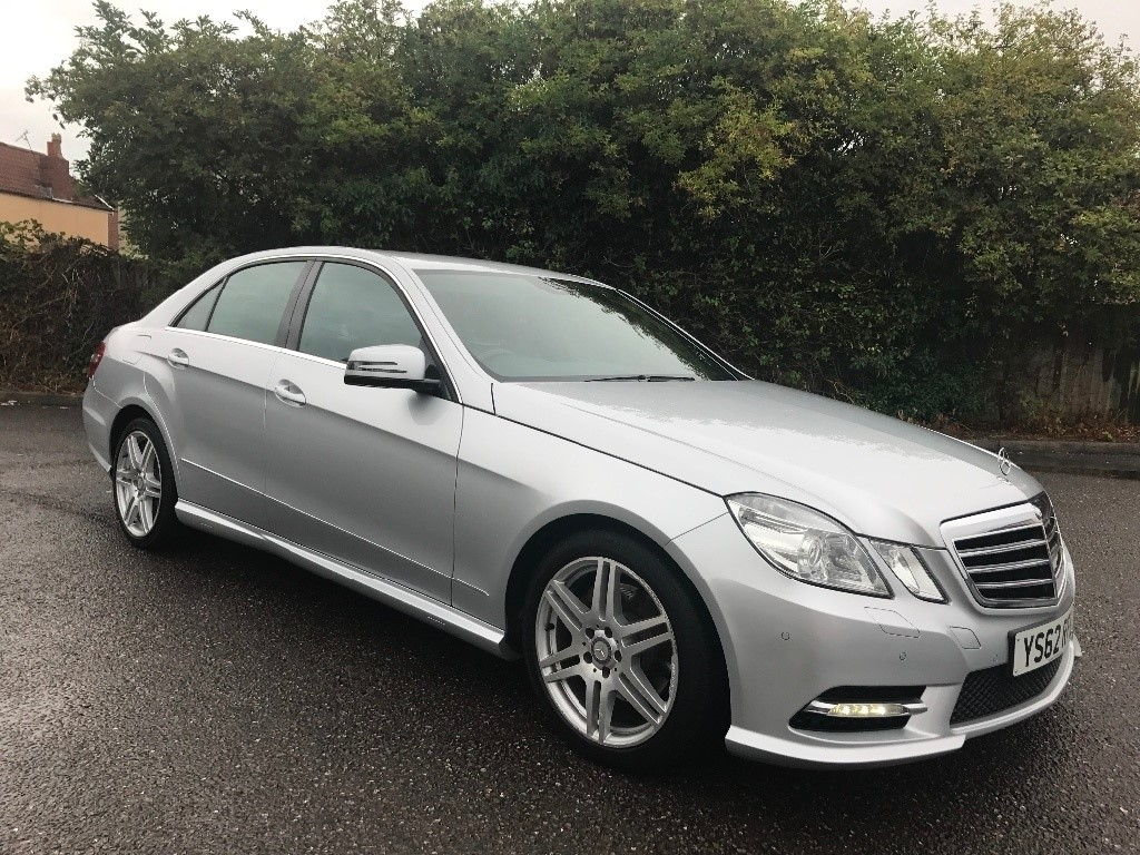 used Mercedes E220 E Class TD CDI BlueEFFICIENCY Sport 7G-Tronic Plus (s/s) 4dr in bristol