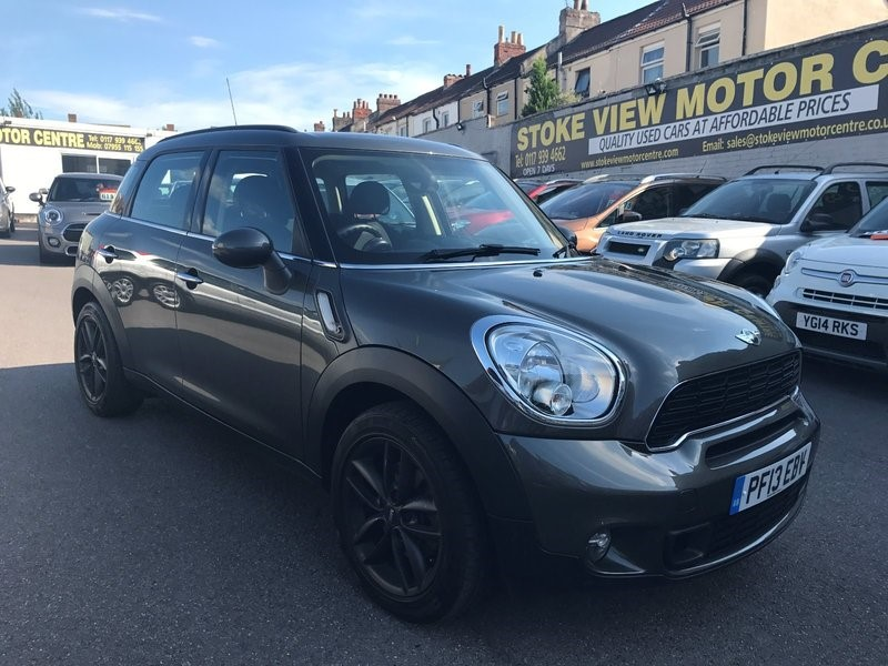 used MINI Countryman COOPER SD in bristol