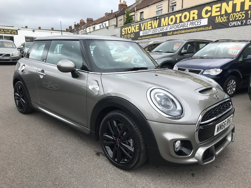used MINI John Cooper Works I COOPER S in bristol