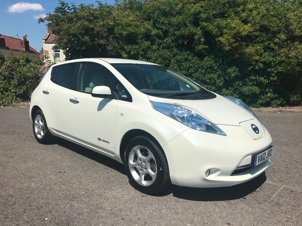 used Nissan Leaf (24kWh) 5dr in bristol