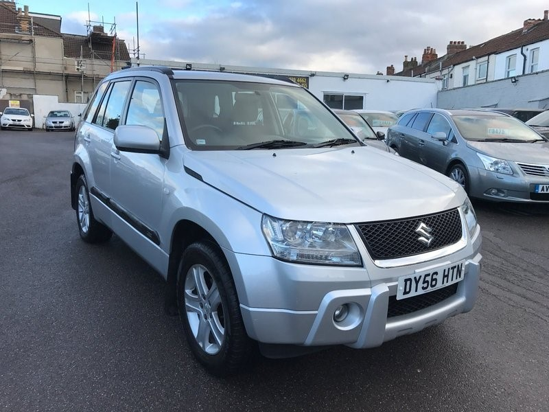 used Suzuki Grand Vitara 16V in bristol