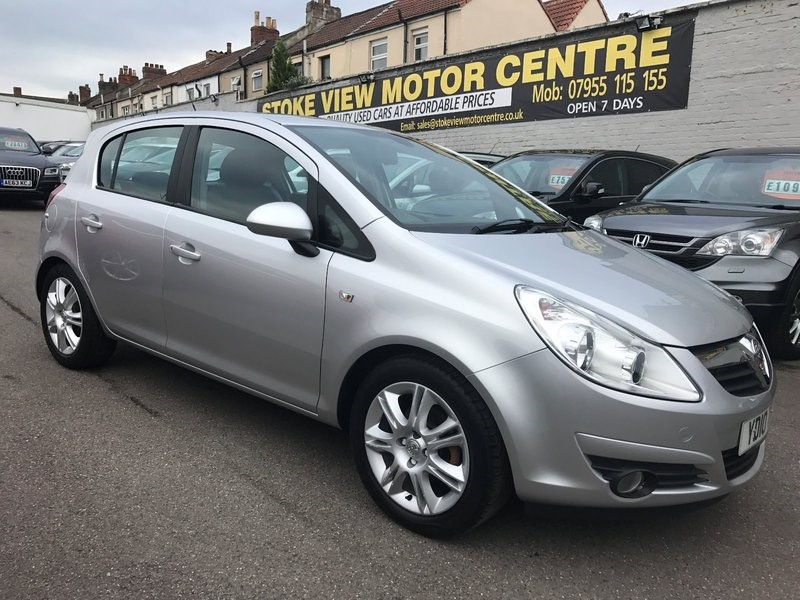 used Vauxhall Corsa SE 100PS in bristol