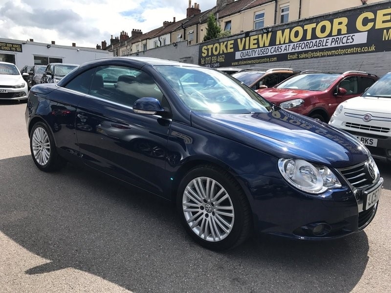 used VW Eos TDI SPORT in bristol