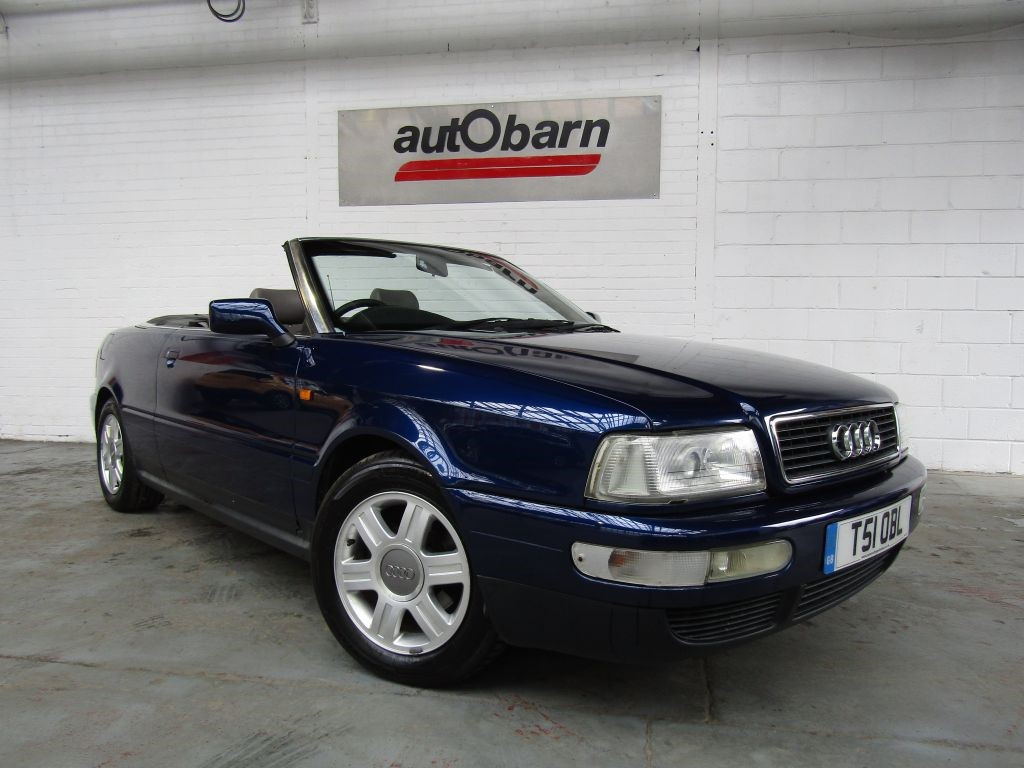 used Audi Cabriolet 80 in sheffield