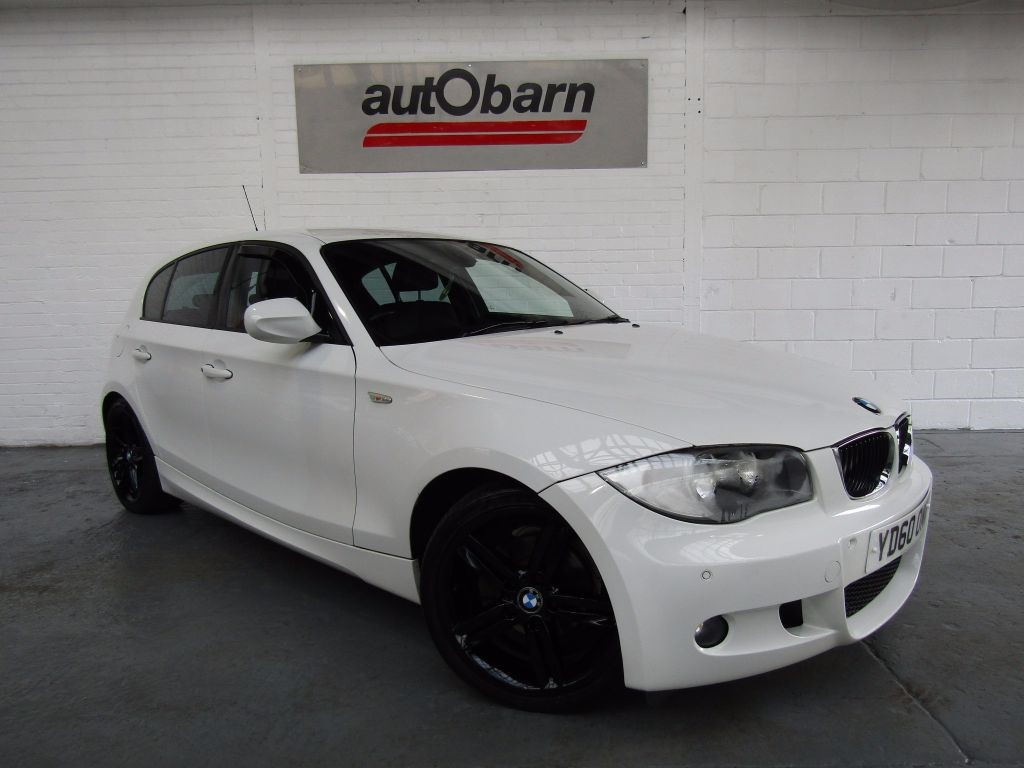 used BMW 116d M SPORT in sheffield