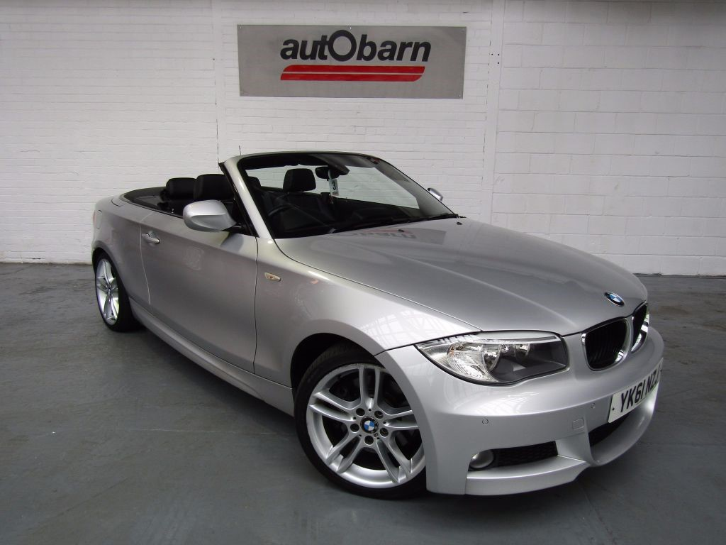 used BMW 123d M SPORT in sheffield