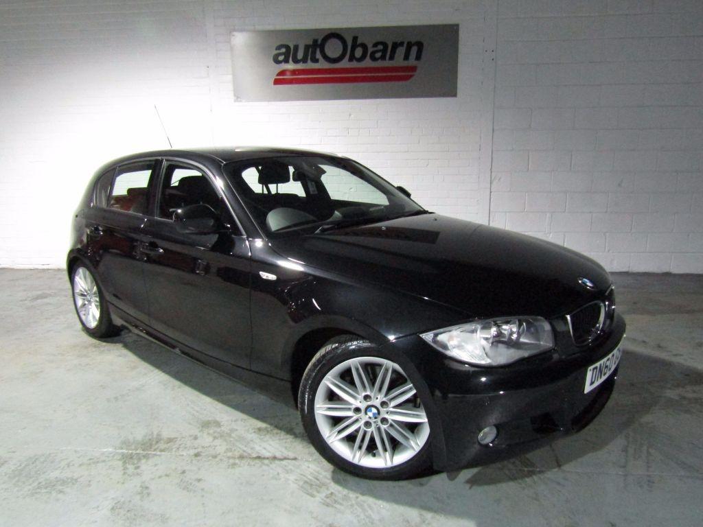 used BMW 123d M SPORT in sheffield
