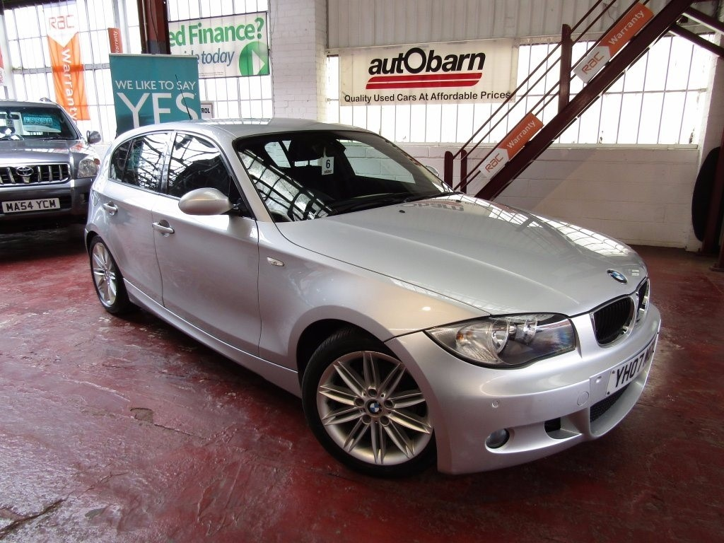 used BMW 120d 1 Series M Sport 5dr in sheffield
