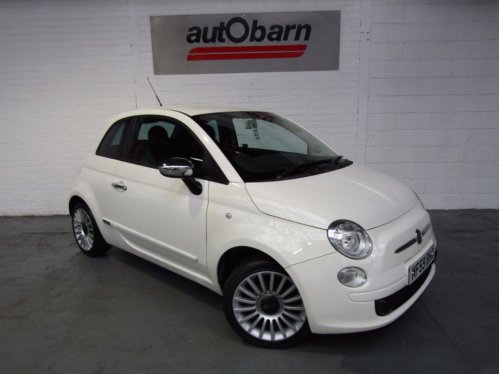 used Fiat 500 SPORT in sheffield