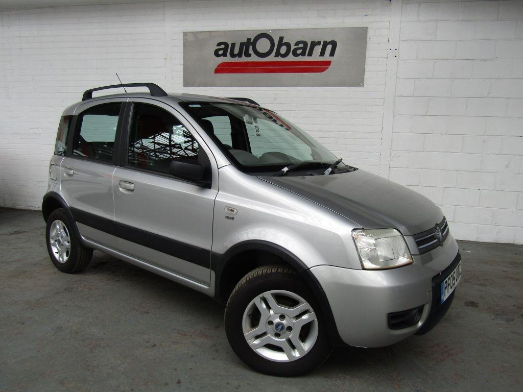 used Fiat Panda 4X4 in sheffield