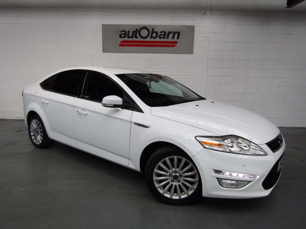 used Ford Mondeo ZETEC BUSINESS EDITION TDCI in sheffield