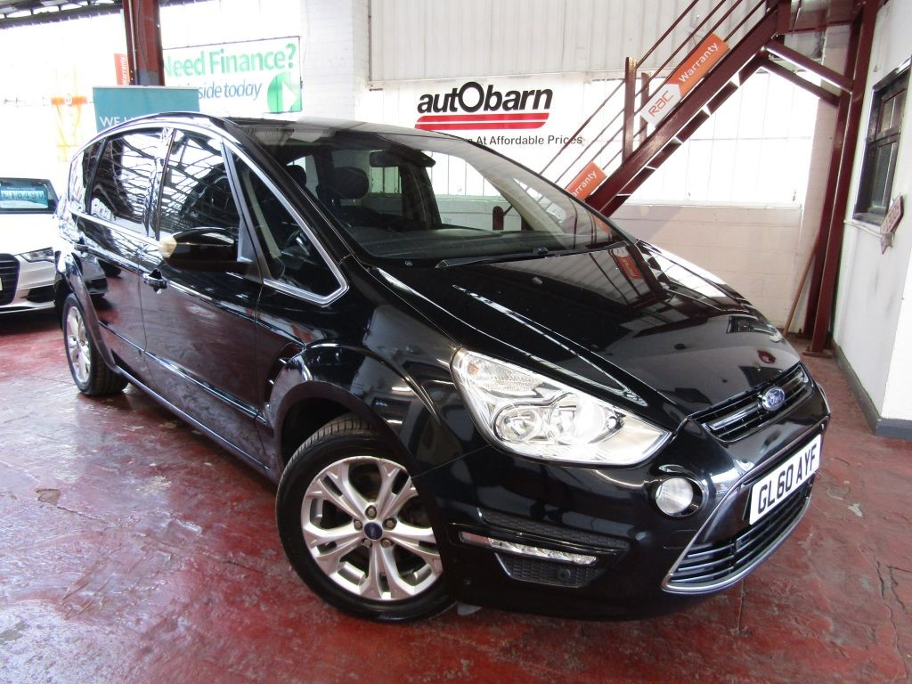 used Ford S-Max TITANIUM TDCI in sheffield