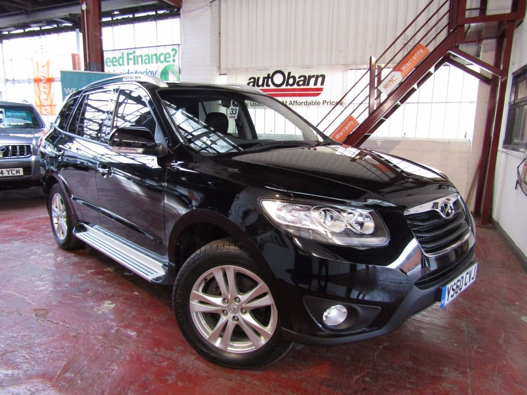 used Hyundai Santa Fe PREMIUM CRDI in sheffield