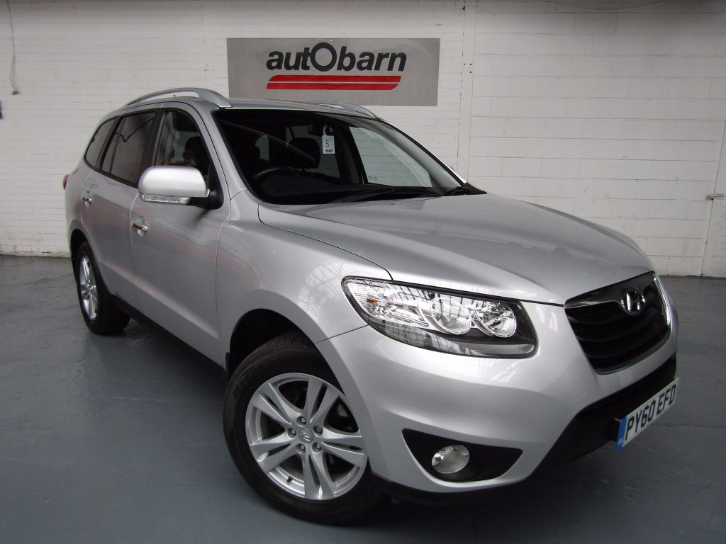 used Hyundai Santa Fe PREMIUM CRDI in sheffield