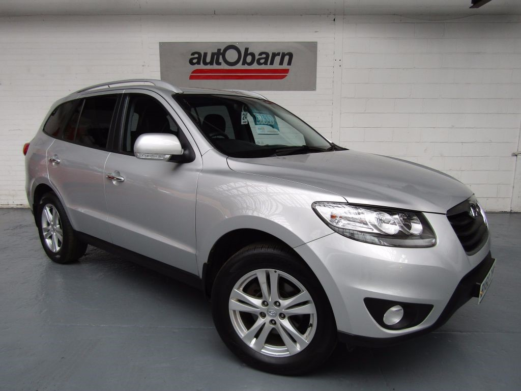 used Hyundai Santa Fe CRDi Premium Station Wagon 5dr (7 seats) in sheffield
