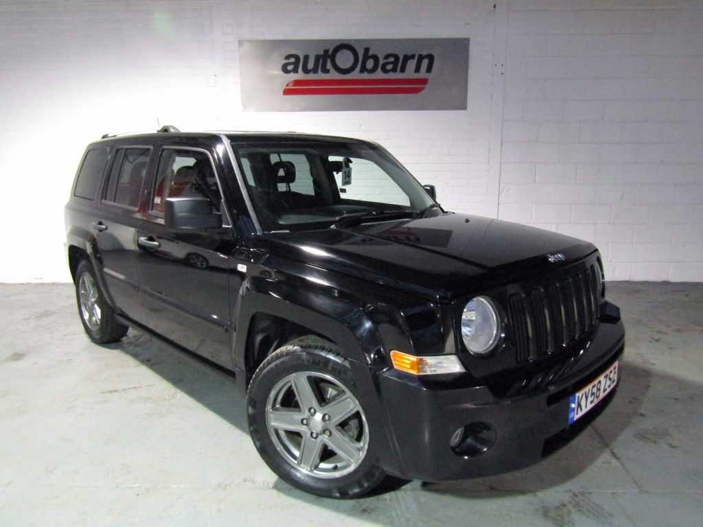 used Jeep Patriot LIMITED in sheffield